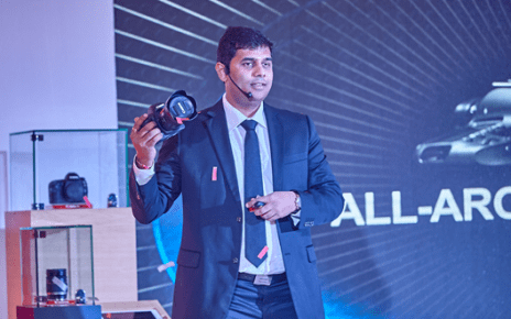 Parag Kauangal – Sales Manager – Canon Central and North Africa