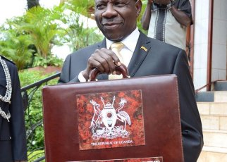 Finance minister Matia Kasaija