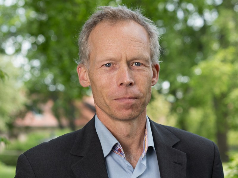 Johan Rockström is Director of the Potsdam Institute for Climate Impact Research.