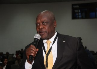 Peter Lokeris State Minister for Mineral Development represented Uganda at the summit.