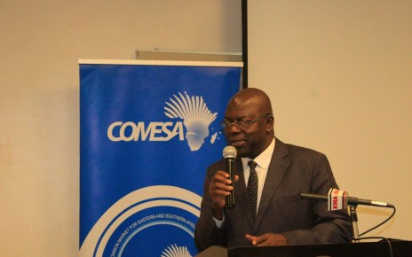 COMESA Director of Agriculture and Industry, Thierry Kalonji