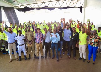 Uber has hosted a safety workshop engaging with uberBODA Riders, safety & security experts, and officials of Old Mutual Insurance in Kampala, Uganda.