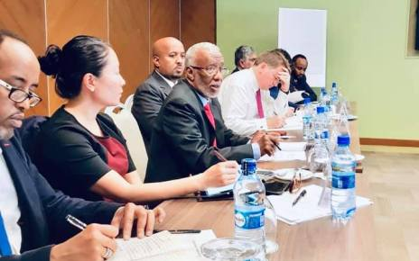 Despite the absence of Somalia representatives, the meeting opened on scheduled time and Somaliland presented its case.