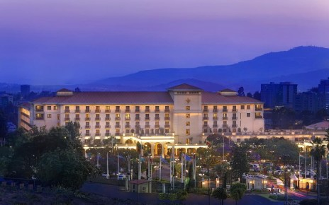 Sheraton Hotel, Addis Ababa - location of the Africa Hotel Investment Forum (AHIF) 2019