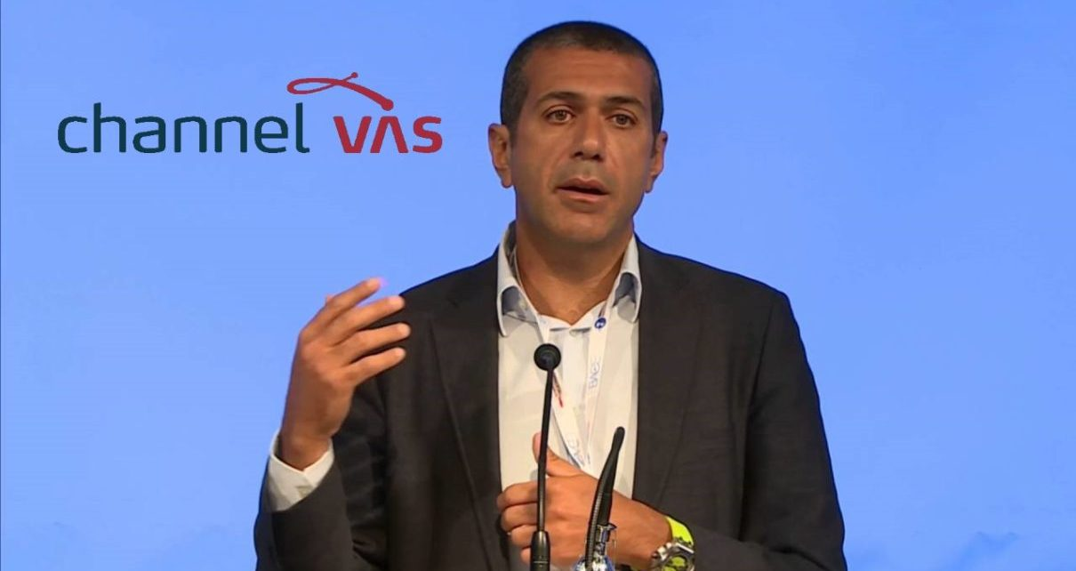 Bassim Haidar, Channel VAS' founder and CEO