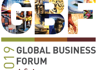 Global Business Forum (GBF) Africa Logo