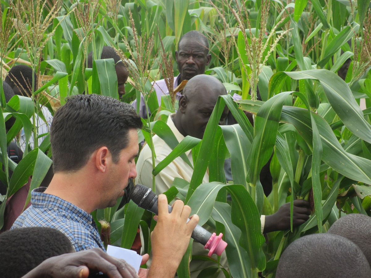 Smallholder farmers in Kiryandongo district have made a plea to the government to think of implementing agricultural hands-on studies in schools to facilitate a skilled and knowledgeable generation able to uplift the backbone of Uganda's economy.