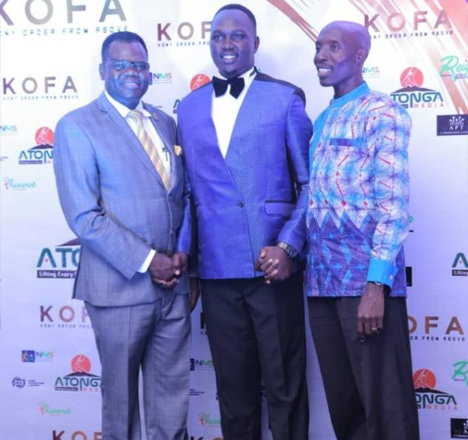 It was all about pomp and glamour as 'Kony-Order From Above' movie premiered its official regional screening at Century Cinemax on Acacia Mall.