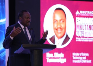 Uganda's Minister for Science, Technology and Innovation Dr Elioda Tumwesigye has said the government is ready to set up two industrial technology Parks one in Sanga, Wakiso district to enhance Science and Technology Capacity.