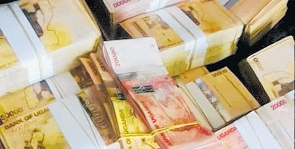 The Uganda shilling movement against the U.S. dollar remained constrained within a band of 3660-3680 in Wednesday's session.