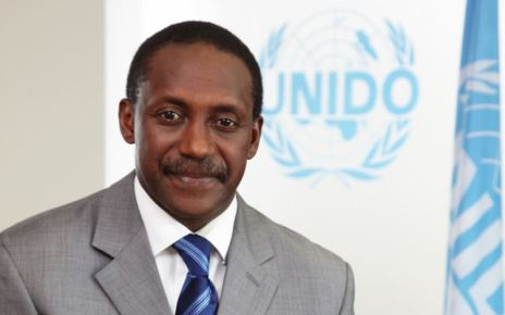 Kandeh K. Yumkella, former United Nations Undersecretary-General for Sustainable Energy