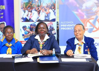 The Uganda Girl Guides Association (UGGA) has launched a fundraising drive aimed at raising awareness and funds towards hosting the historic World Conference of Girl Guides.