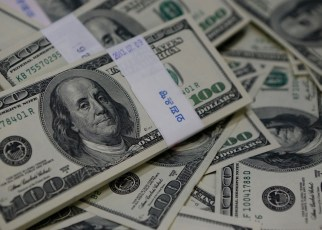 The shilling waffled to the weaker side at the start of the week as demand for the greenback dominated the trading session.