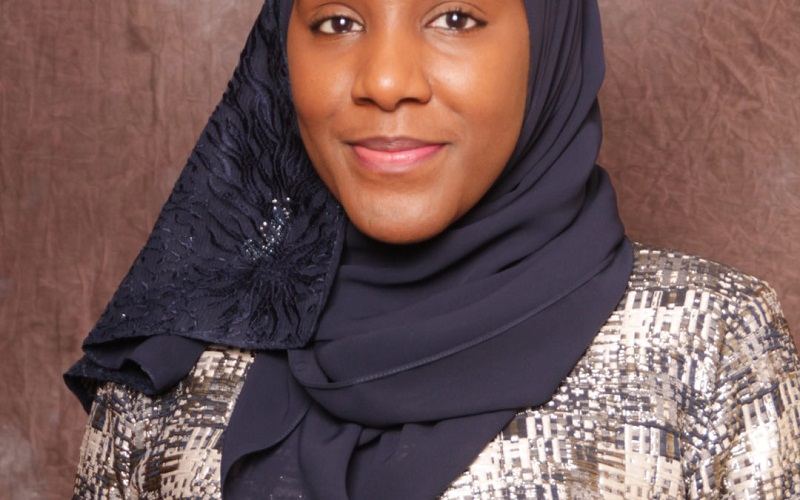 Halima Dangote Takes charge of Dangote Group Commercial Operations