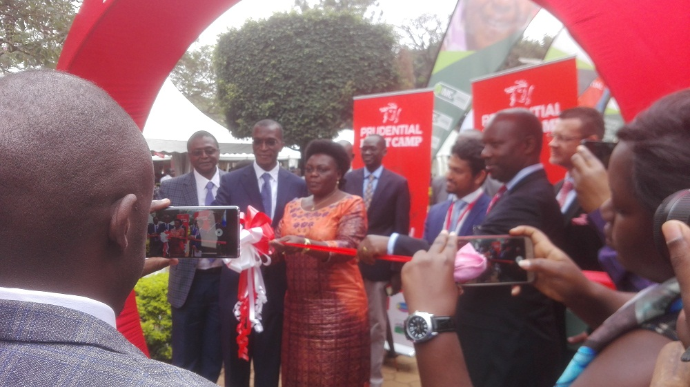 Uganda's State Minister for Health Sarah Acheng Opendi has said one in every four Ugandans is knowingly or unknowingly suffering from high blood pressure.