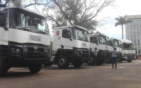 French Multinational Automobile Manufacturer Renault, through their authorized distributor in Uganda Victoria Motors Ltd, has introduced Renault Trucks codenamed Safety+ Edition Trucks on to the Ugandan Market.