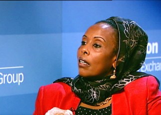 Uganda's foremost businesswoman Amina Hersi  Moghe was over the weekend crowned the Entrepreneur of the year of Africa by the respected European CEO magazine.