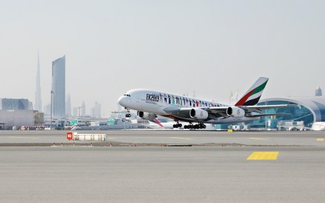 Celebrating the unique unifying power of diversity in the United Arab Emirates (UAE), a historic one-off Emirates A380 flight marking the 48th UAE National Day and the UAE Year of Tolerance took off from Dubai International Airport over the weekend.