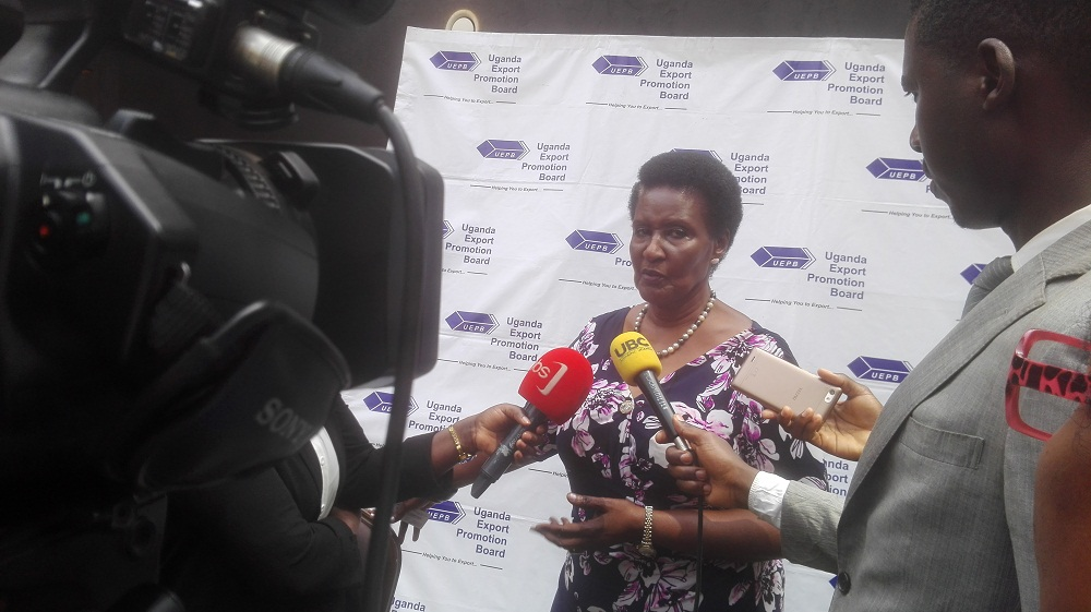 Uganda's Minister for Trade, Industry and Cooperatives Amelia Kyambadde has asked exporters to join hands with the government as it fights a big Non-Tariff Barrier called Corruption.