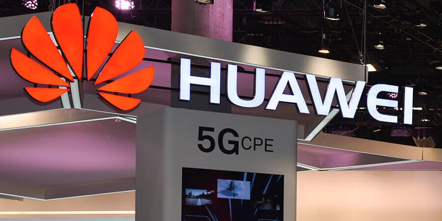 5G network on Huawei