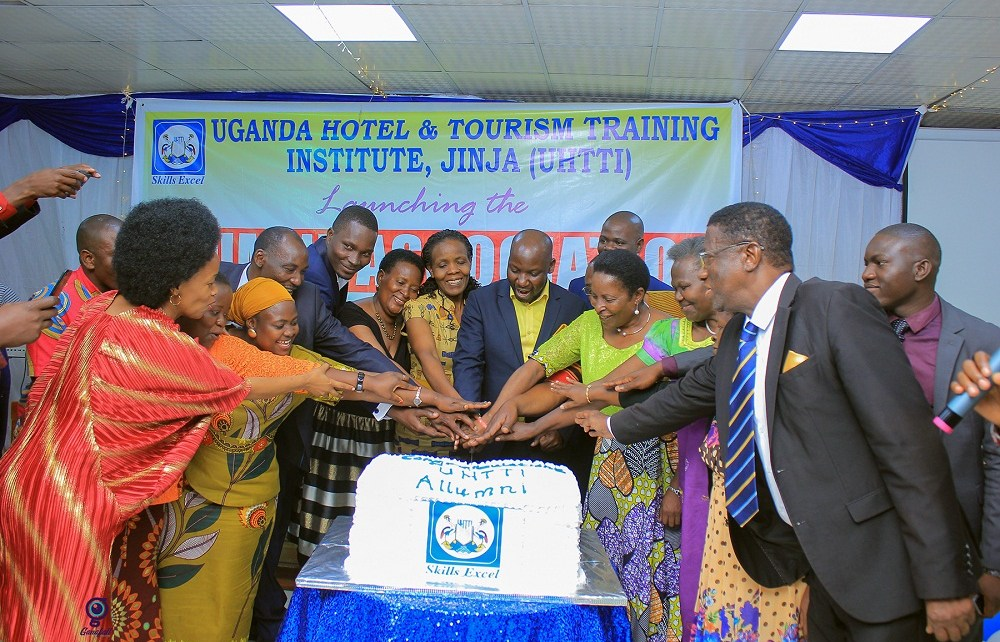 Uganda's  State Minister for Tourism Godfrey Kiwanda has said that the Hotel and Tourism Training Institute Application Hotel located in Jinja is nearing completion and will be officially opened in July.