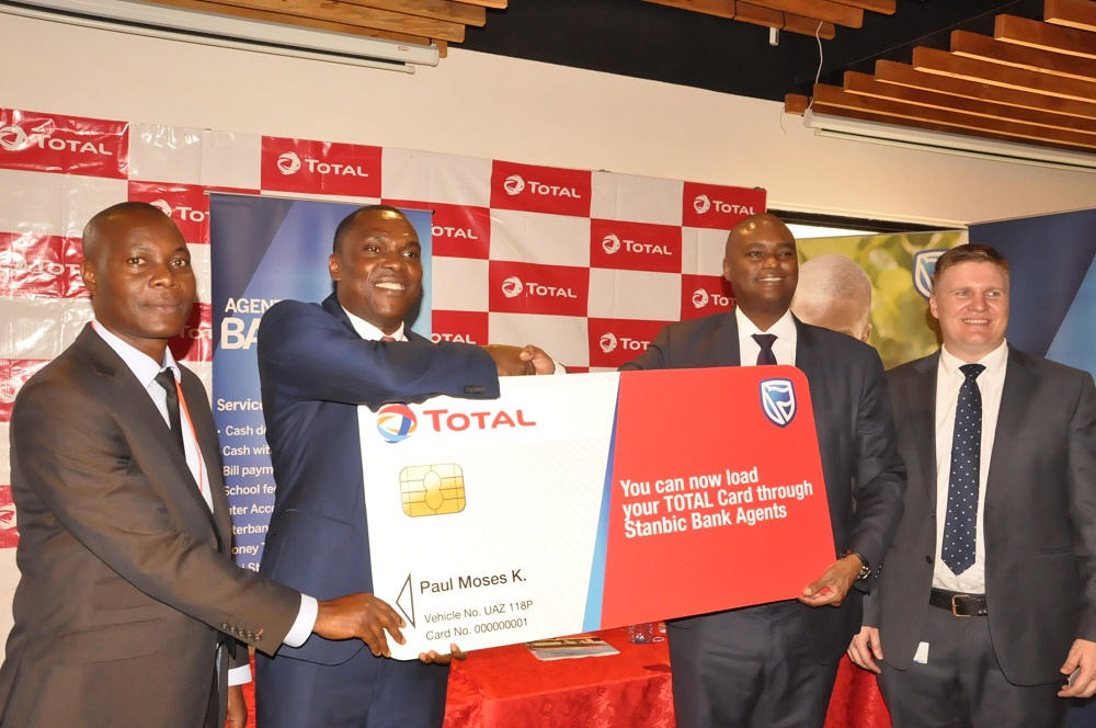 Total and Stanbic Bank partner for convenient fueling