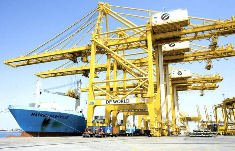 DP World Ltd.'s parent company Port and Free Zone World has offered to acquire the 19.55 per cent of the port operator's shares traded on Nasdaq Dubai, returning the company to private ownership.