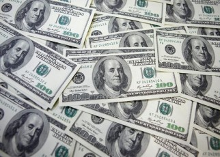 The movement of the shilling against the U.S. dollar was constrained within a narrow band in Monday's trading session.