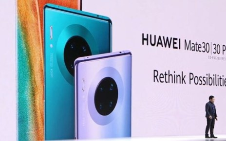 Huawei overtook Apple to become the second-biggest smartphone maker of 2019, in spite of formidable trade barriers.