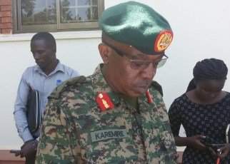 UPDF dispatches 2000 soldiers to fight locusts invasion
