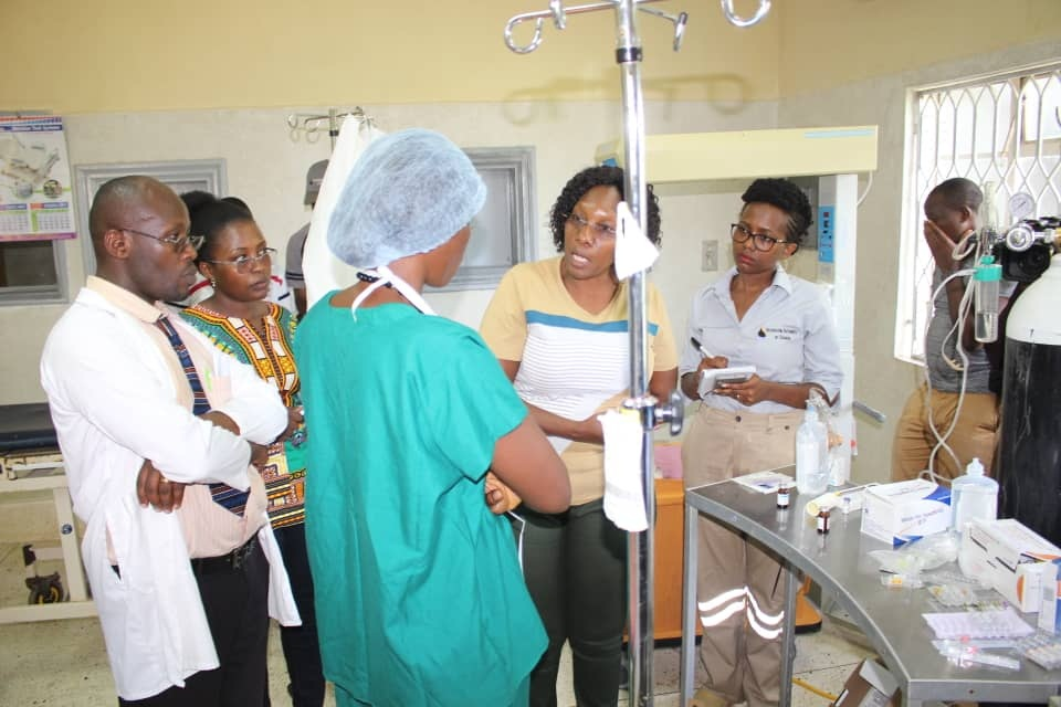 Oil and Gas activities to improve Uganda's health sector