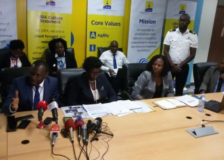 Uganda Revenue Authority (URA) has confirmed a net revenue collection of Shs. 9,042.01 billion and posted growth in revenue of 11.15 per cent in comparison to the same period in the financial year 2018/19.