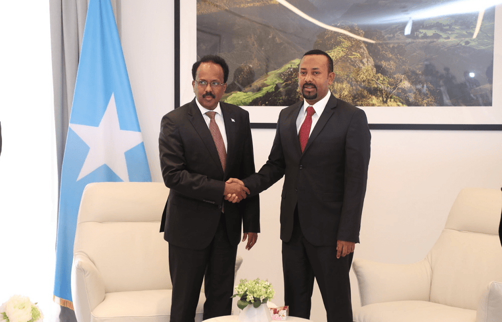 Somaliland is uncomfortable with a push by Ethiopia Prime Minister Abiy Ahmed to visit the country alongside Somalia president Mohamed Abdilahi Farmajo.