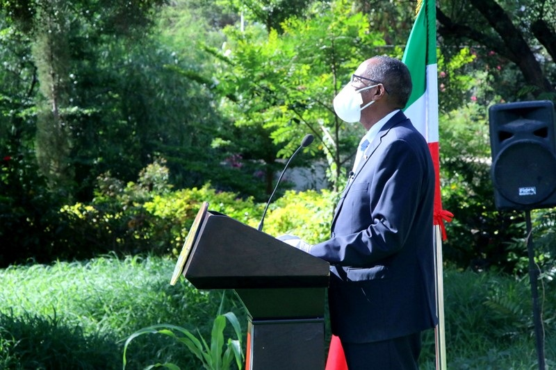 Somaliland is upping its pressure on the international community to grant it recognition in her for self-determination.