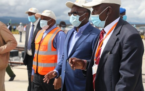 Kenya Railways will now direct all-cargo freights from Mombasa to the Naivasha Inland Container Depot (NICD) for onward transportation to neighbouring countries, Kenya Transport Cabinet Secretary James Macharia has said.