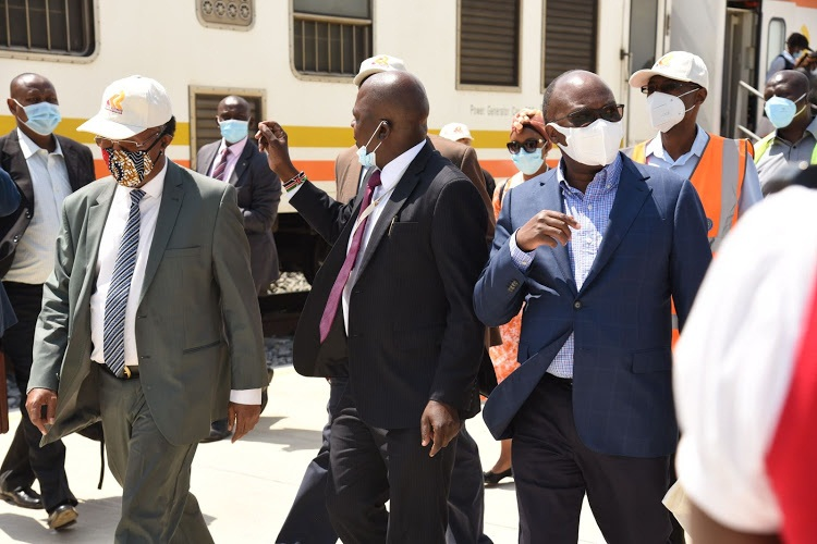 Kenya government has sorted the key issues raised by its neighbours for the use of the Inland Container Depot in Naivasha.
