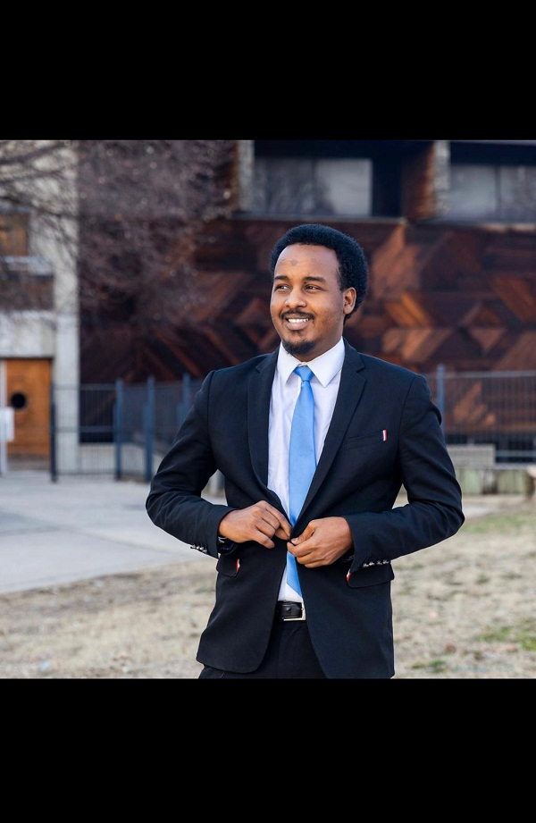 Suud Olat from Refugee Camp to Minneapolis City Council Candidature