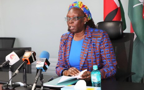 The African Economic Research Consortium (AERC) recently held its virtual 52nd Plenary Session with the official opening and keynote by Betty C. Maina Kenya Cabinet Secretary - Ministry of Industrialization, Trade and Enterprise Development.