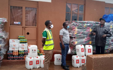 Coca-Cola Beverages Africa in Uganda has donated a consignment of beddings to Adullam Orphanage in Mbarara in appreciation of the generosity the orphanage showed to the Company during the COVID-19 lockdown.
