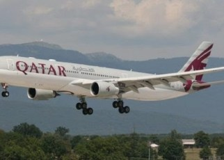 Qatar Airways has announced that all airline passengers travelling from certain foreign airports will have to present a document confirming a negative COVID-19 test result before they are allowed to board the flight.