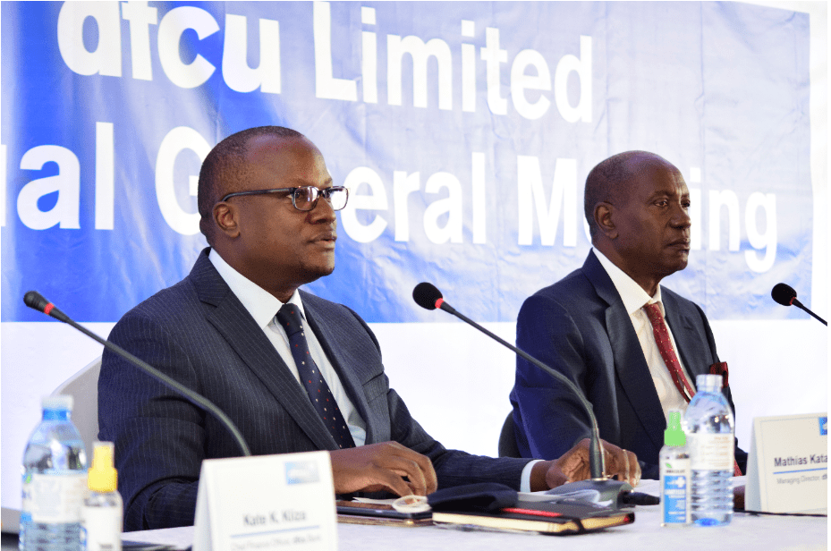 DFCU Bank net profit after tax increased by 21% to UGX 73.4 Billion from UGX 60.9 billion according to figures the Bank released to its shareholders yesterday.