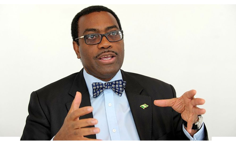 Dr. Akinwumi Adesina, eighth President of the African Development Bank, sworn in for second term