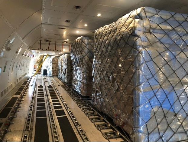 The International Air Transport Association (IATA) has released data for global air freight markets in July showing air cargo demand is stable but at lower levels than 2019.