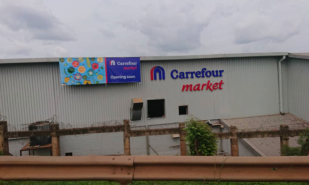 Naalya Residents Excited as Carrefour Market Nears Opening