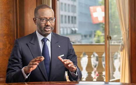 Tidjane Thiam chairs first Rwanda Finance Limited Board-Kigali