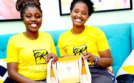 Kenyan Eco-friendly Footwear Wins Fashionomics Africa