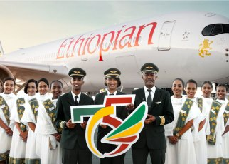 Ethiopian Airlines At 75
