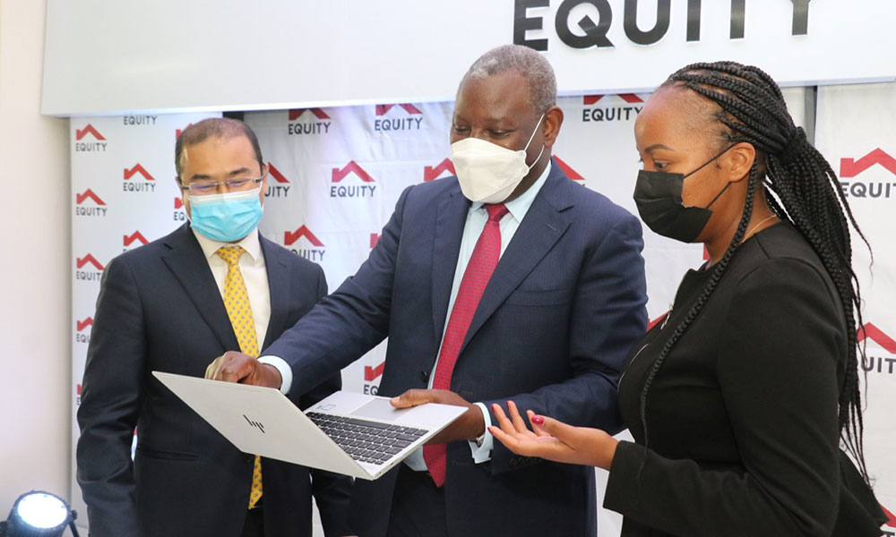 Equity Group Holdings PLC Doubles Profitability