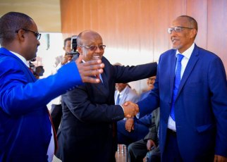 Somaliland-MP is Elected House Speaker