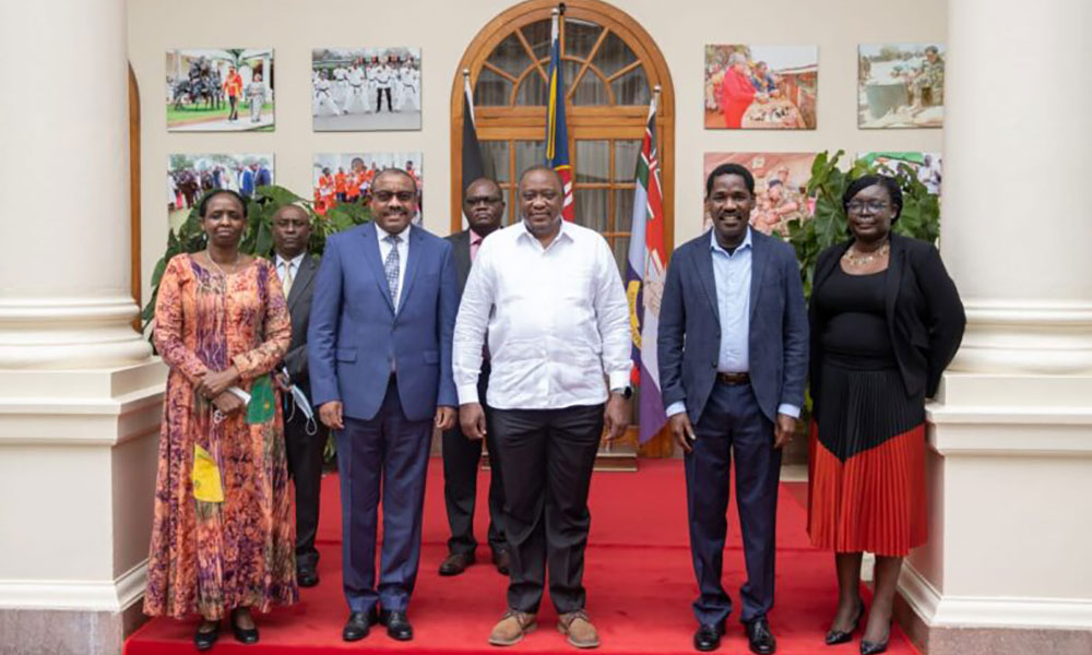 African Leaders Pledge Sustainable Food Systems